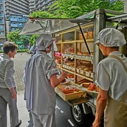 リヨンのパン | グレースコート八千代緑ヶ丘